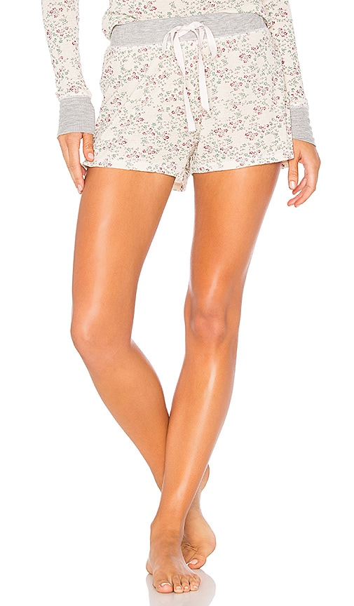 LA Made Marlow Short in Cream