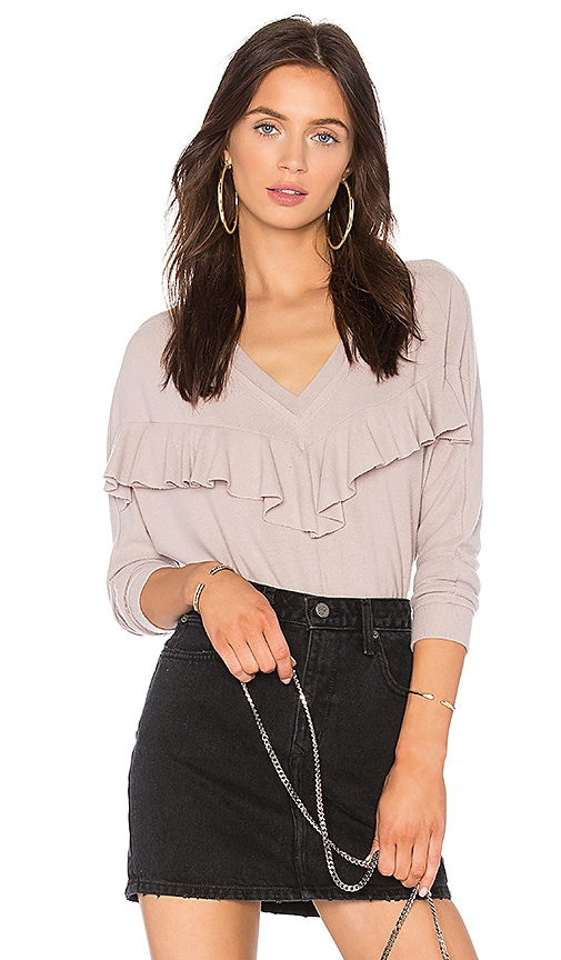 LA Made Helena Top in Lavender