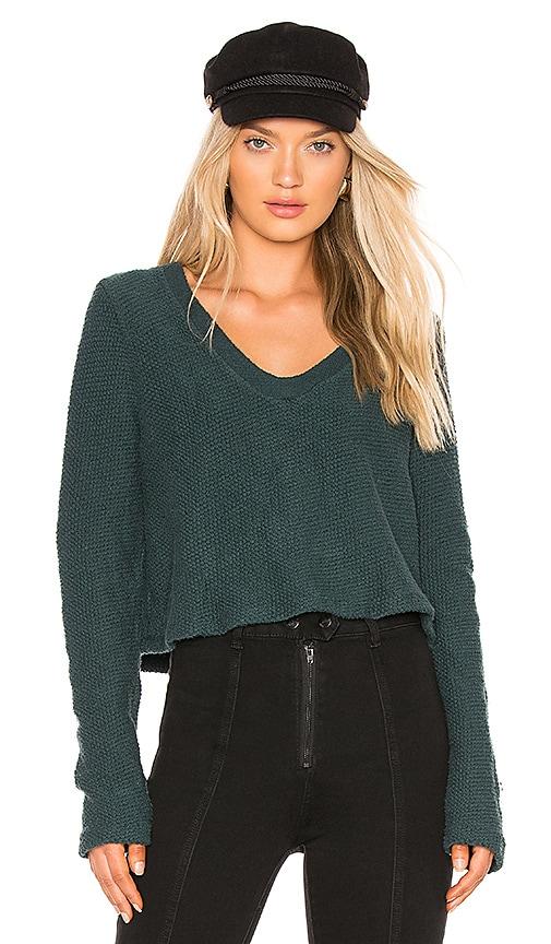 Carine Crop Sweater