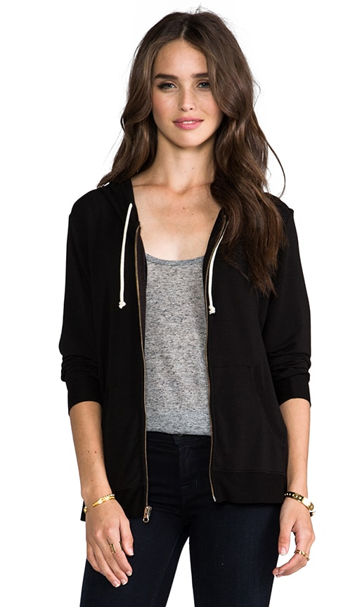Supersoft Zip-Up Hoodie