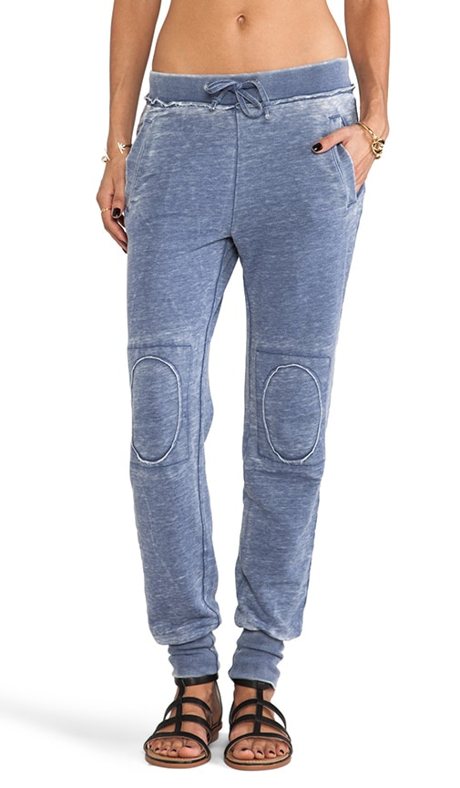 Knee Patch Sweatpant