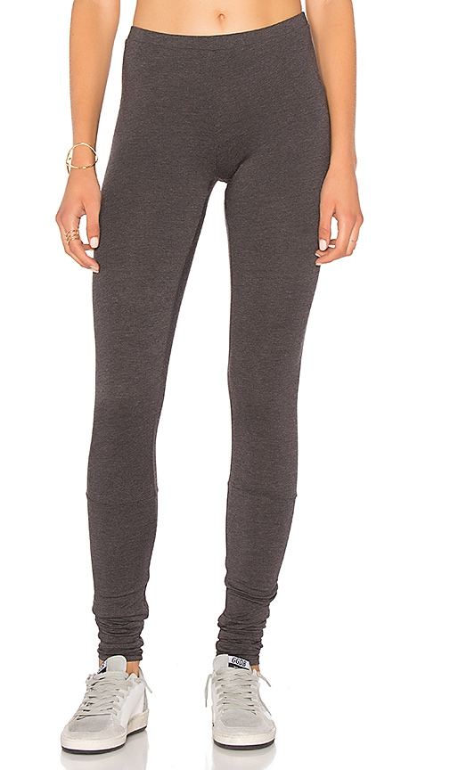 LA Made Juniper Legging in Charcoal