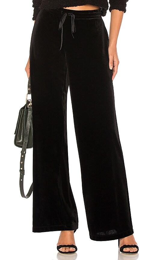 LA Made Monaco Pant in Black