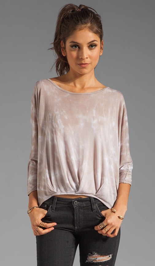River Wash Boatneck Dolman