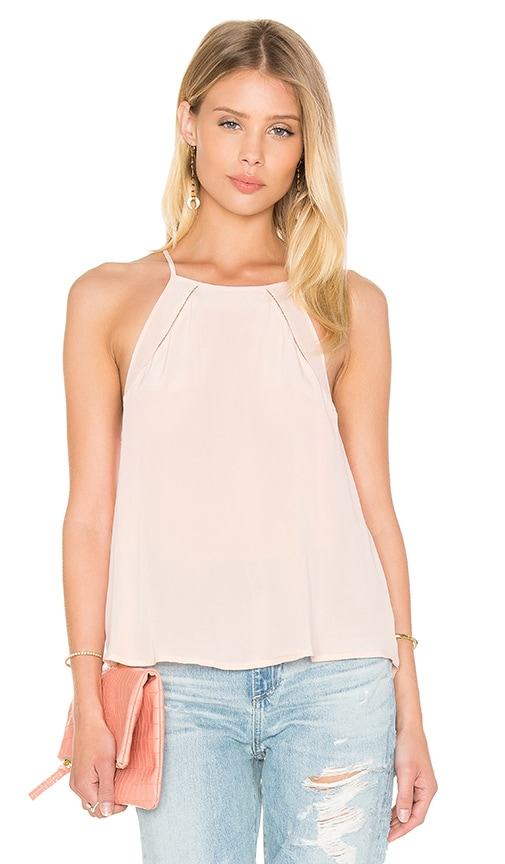 LA Made Lexy Fly Away Cami in Pink