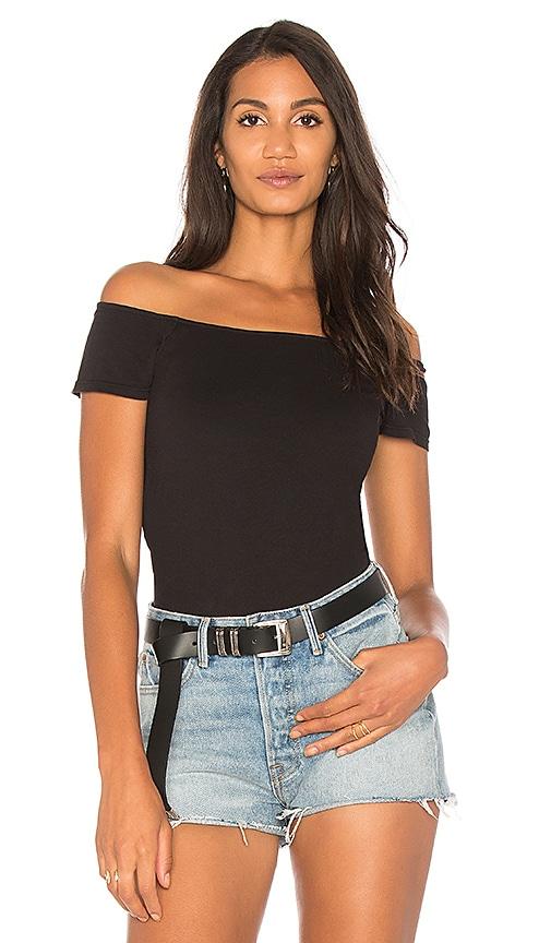LA Made Imelda Top in Black