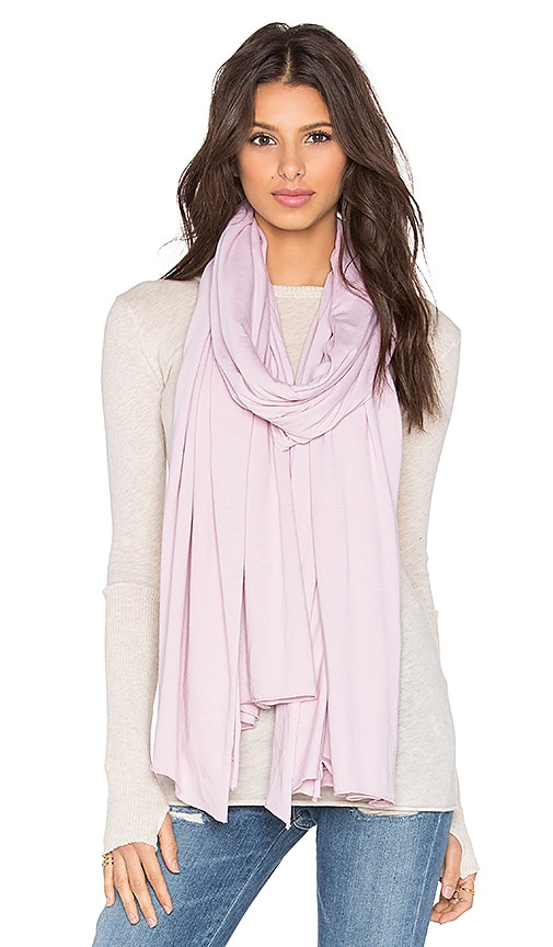LA Made Zingo Scarf in Pink Ice