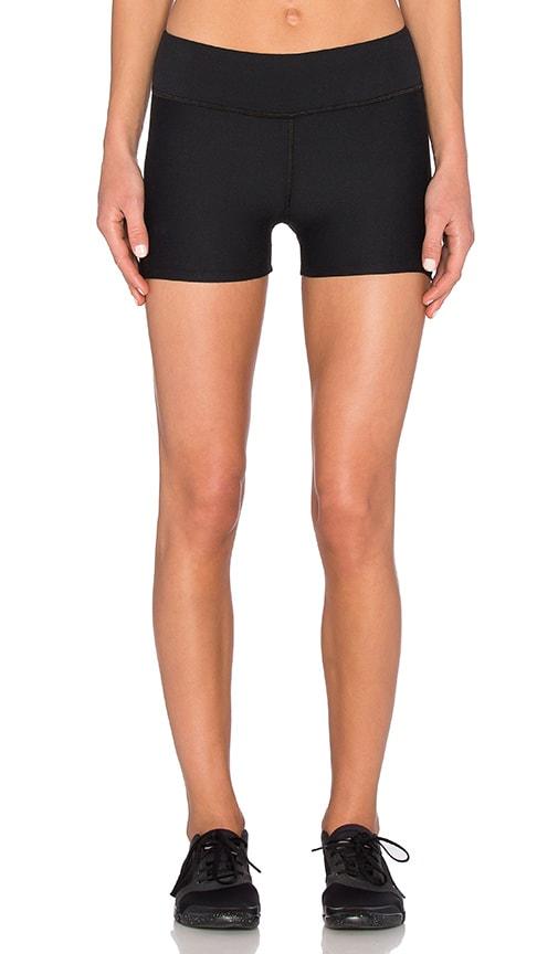Lanston Sport Mesh Combo Short in Black