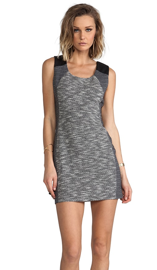 Tweed Body Con Dress