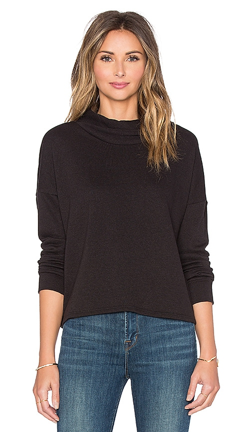 Lanston Turtleneck Sweater in Black