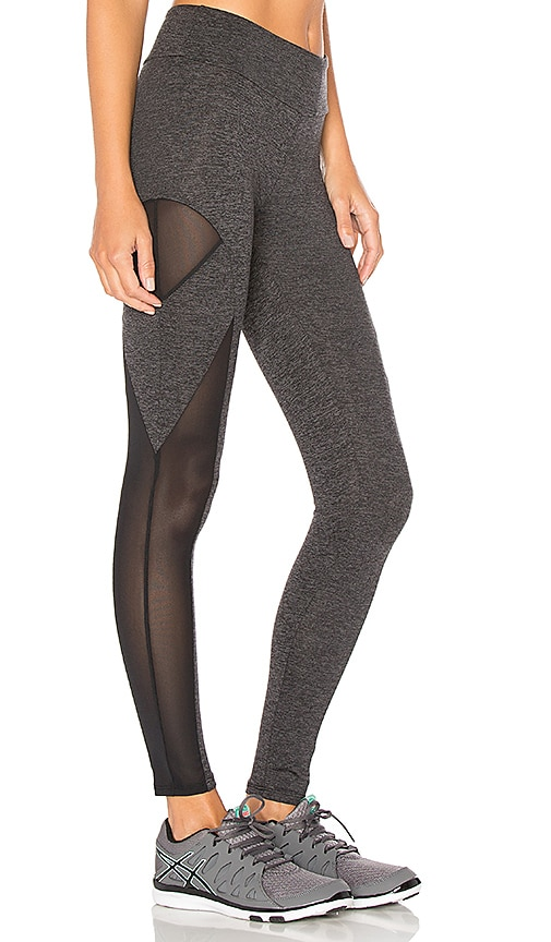 Lanston SPORT V Legging in Grey