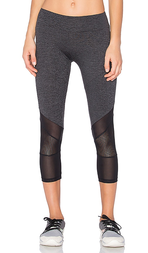 SPORT Mesh Combo Crop Leggings
