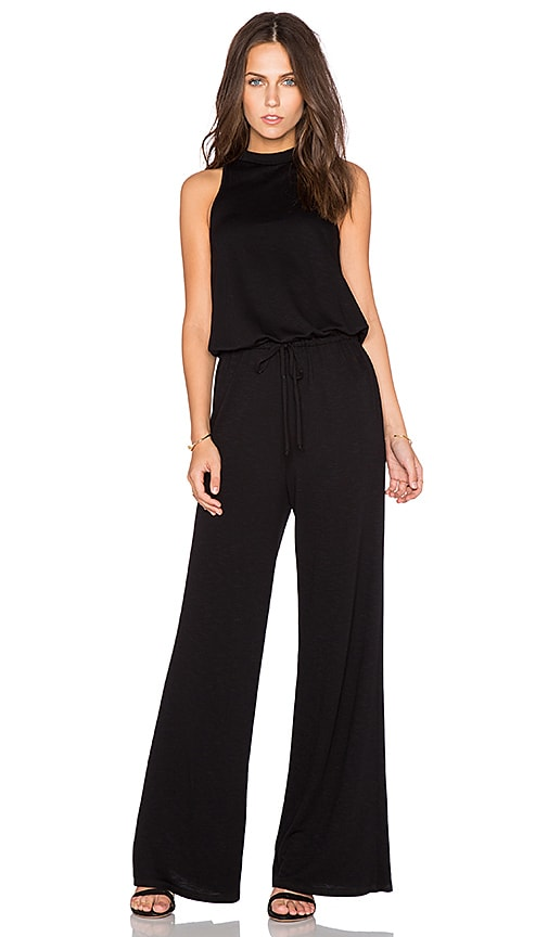 Turtleneck Jumpsuit