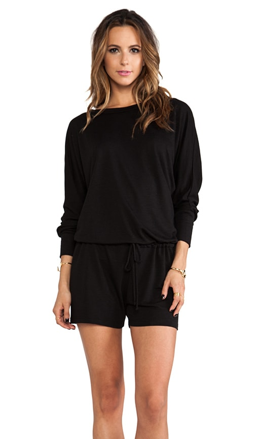 French Terry BF Romper