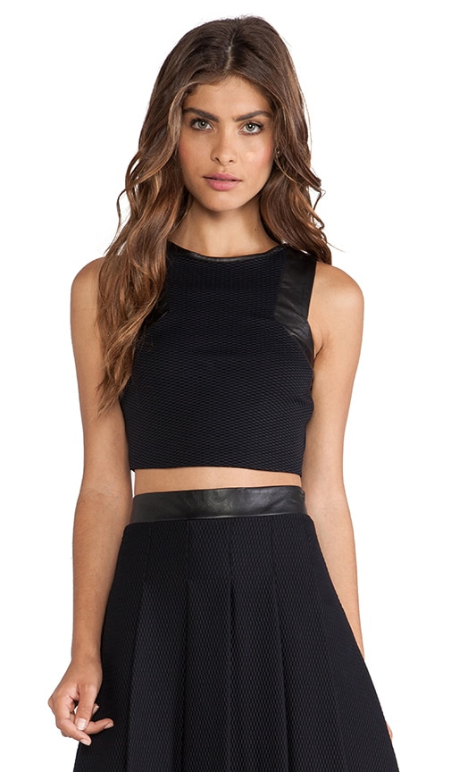 LaPina Adrianne Crop Top