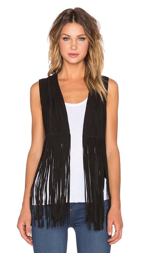LaMarque Sonia Vest in Black