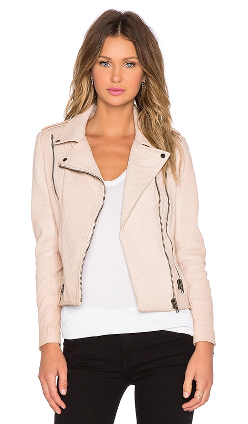 Sadie Leather Jacket