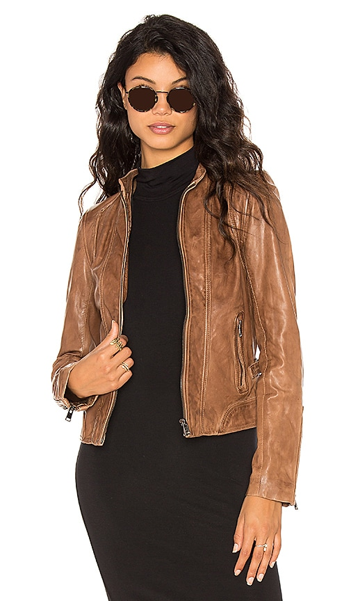 LaMarque Arlette Jacket in Brown