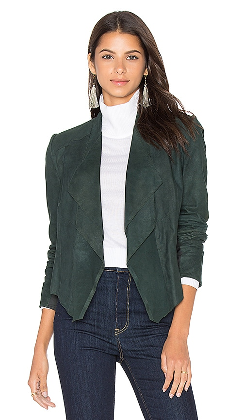 LAMARQUE Zura Jacket in Green