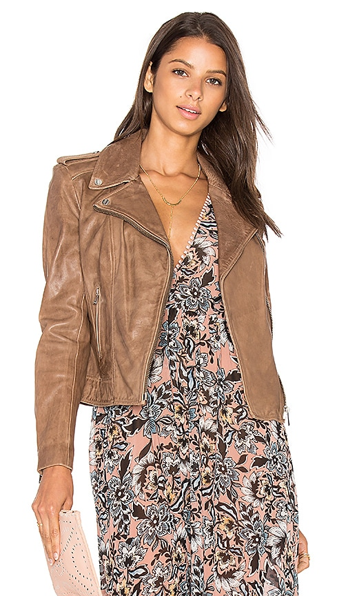 LAMARQUE Donna Jacket in Taupe