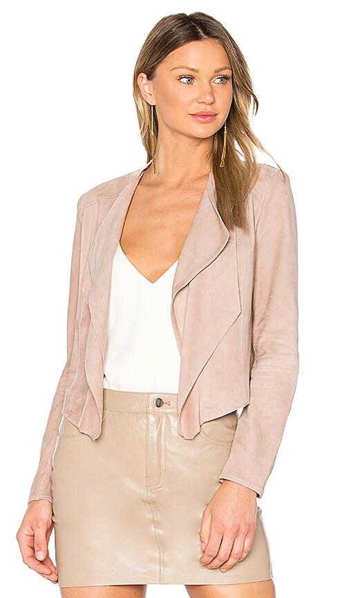 LAMARQUE Zura Jacket in Blush