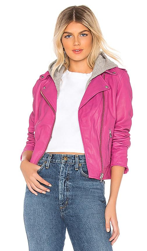 Holy Leather Jacket