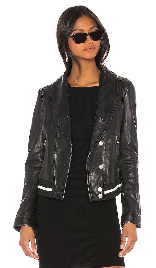 Carina Leather Jacket