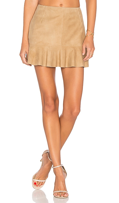 LAMARQUE Etenia Skirt in Beige