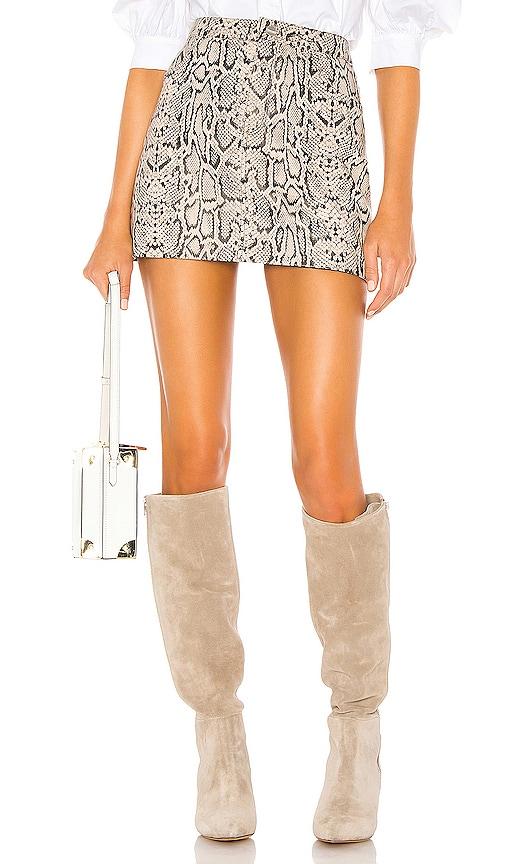 Melora Snake Skirt