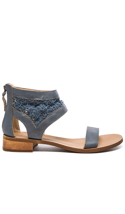Latigo Rupee Sandal in Blue