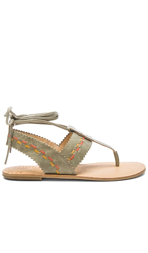 Latigo Orion Sandal in Gray