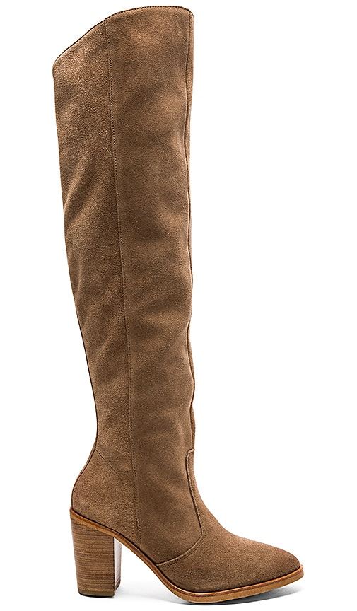 Latigo Jukebox Boots in Taupe