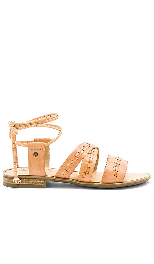 Latigo Gem Sandal in Tan