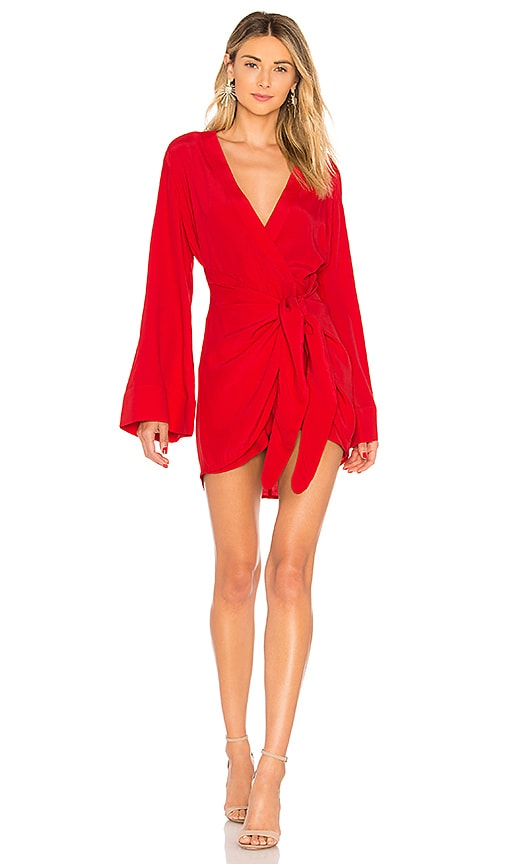 the Janeiro Mini Dress