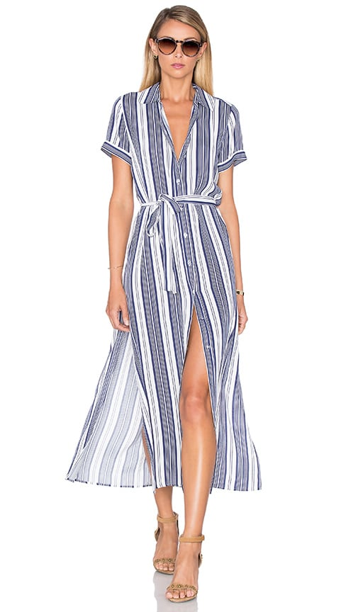 The Maxi Shirt Dress