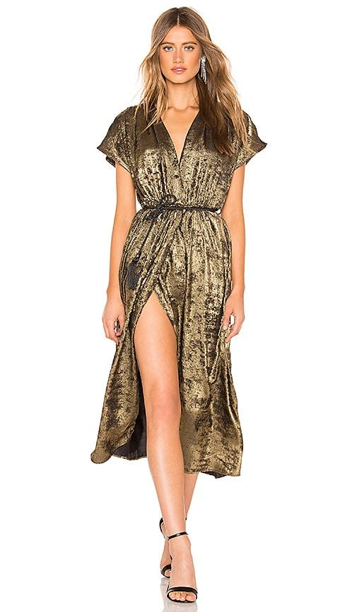 The Annette Midi Dress