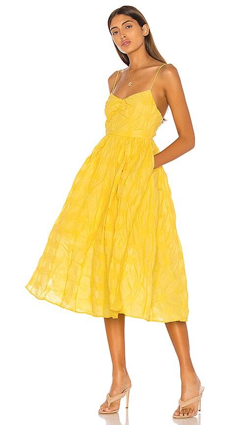 The Marie Midi Dress