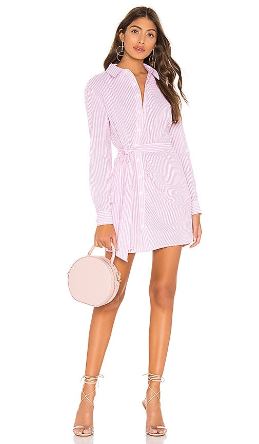 August Shirt Dress