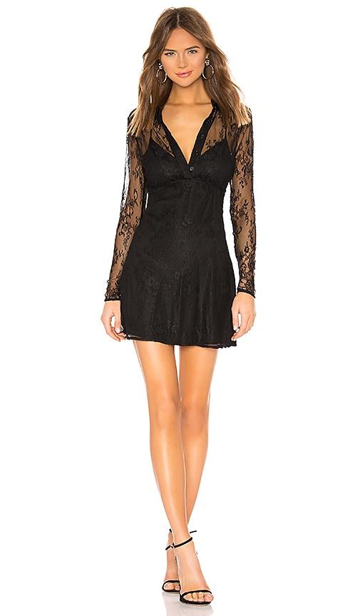 The Heather Mini Dress