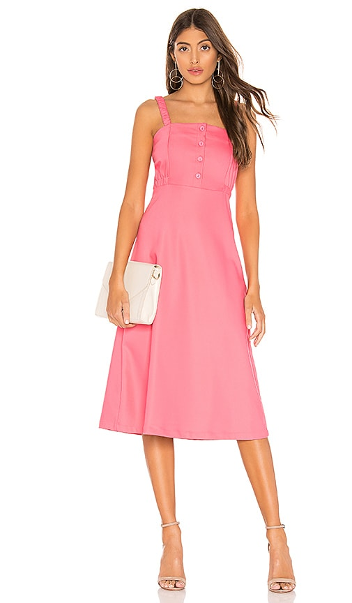 The Sabine Midi Dress