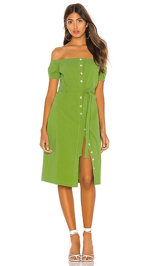 The Callao Midi Dress