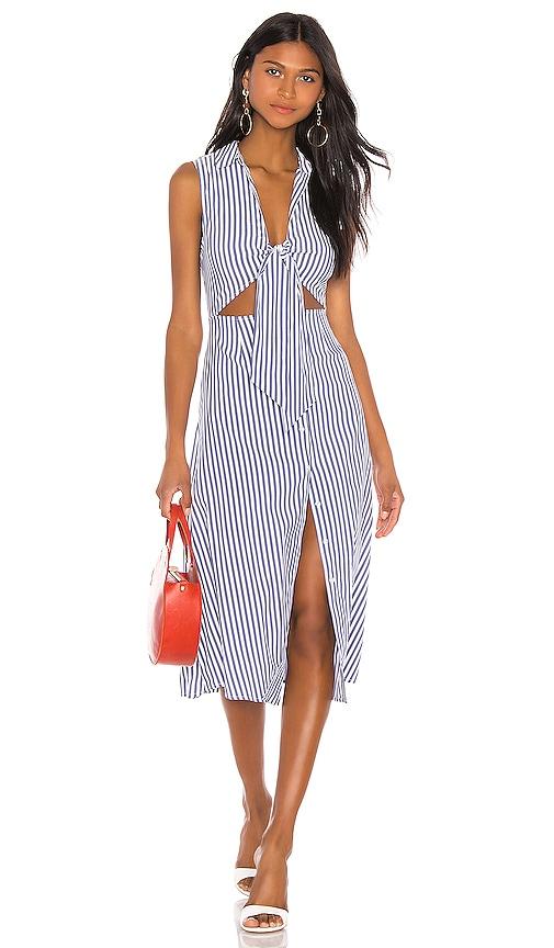 The Yves Midi Dress