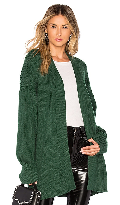 Hannah Wrap Sweater