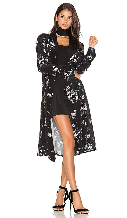 x REVOLVE The Silk Robe