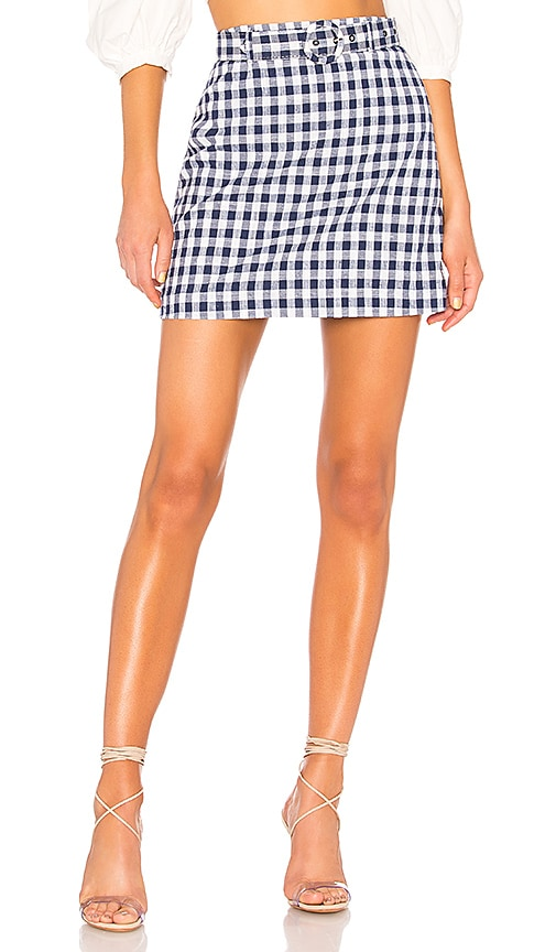 The Paulo Mini Skirt by L'academie