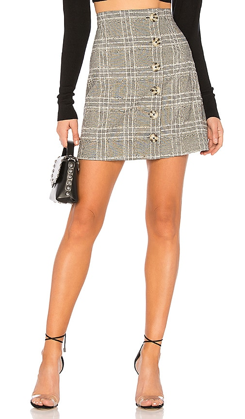 The Lexi Mini Skirt