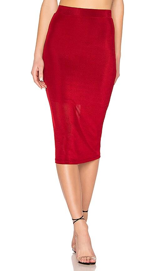 The Ashley Midi Skirt