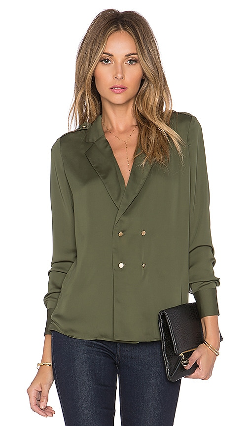 Military Blouse Shirt 96