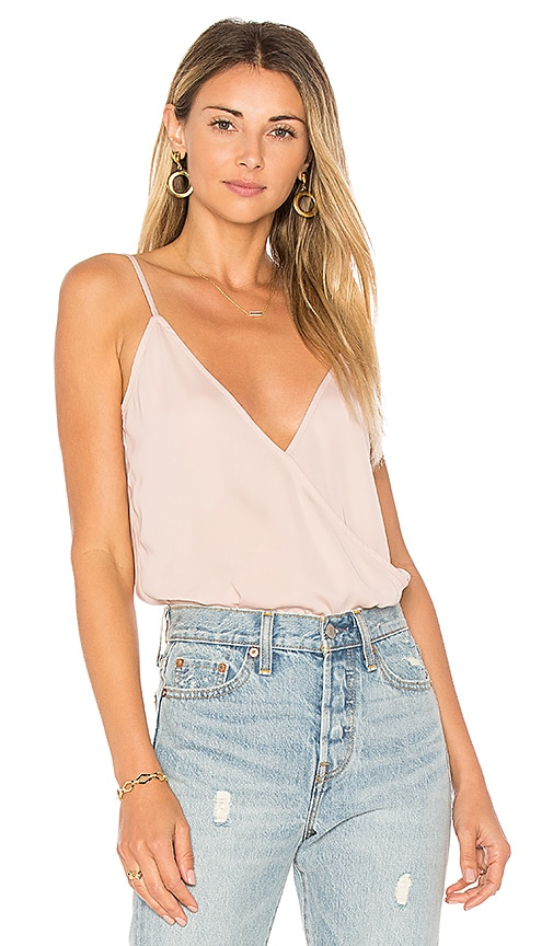 The Surplice Bodysuit