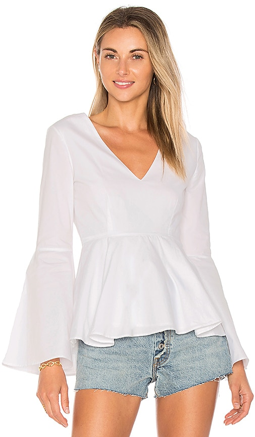 x REVOLVE The Statement Top